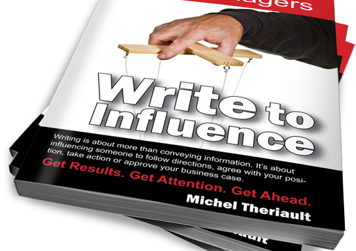 Write to Influence – Free eBook